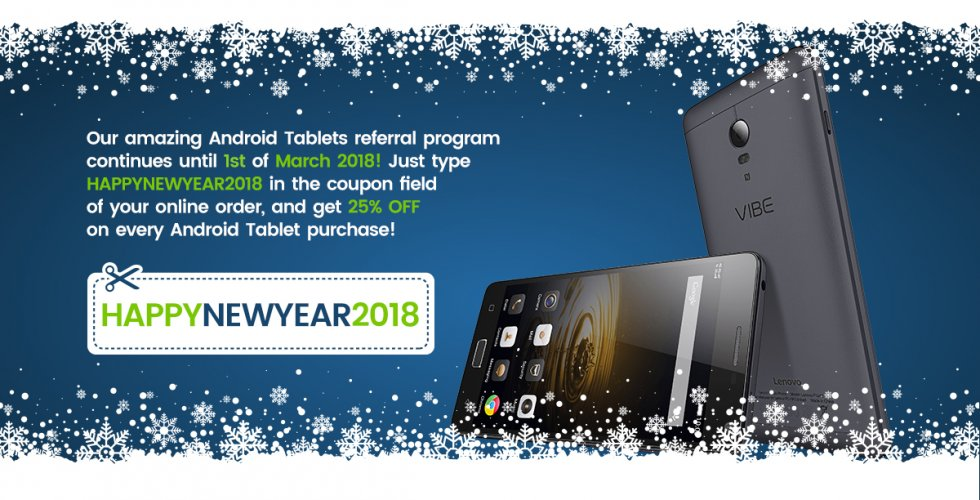 android tablets referral program