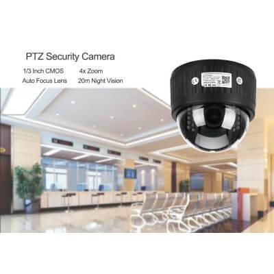 PTZ Security