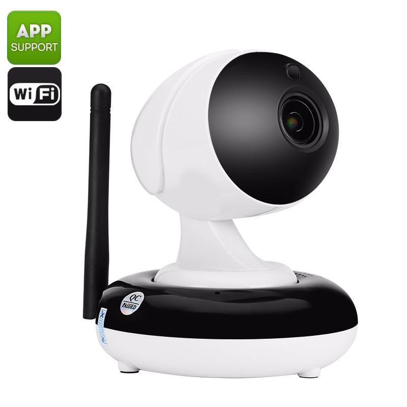 HD IP Camera & Baby Monitor FHD Resolutions