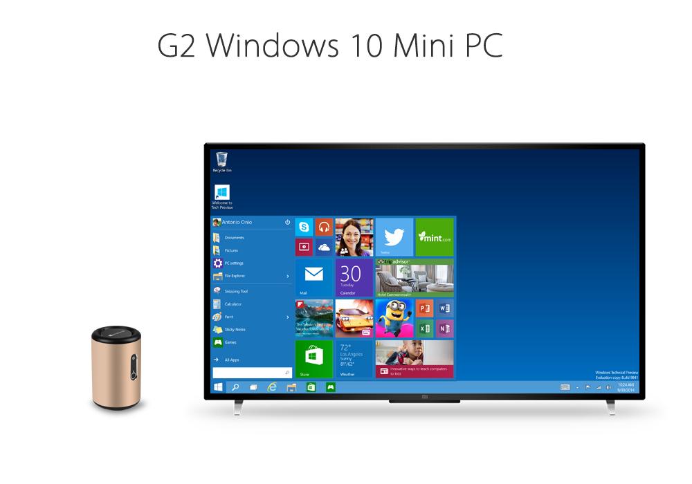 Intel Mini Pc Windows 10 Quad Core Cpu Cts Systems