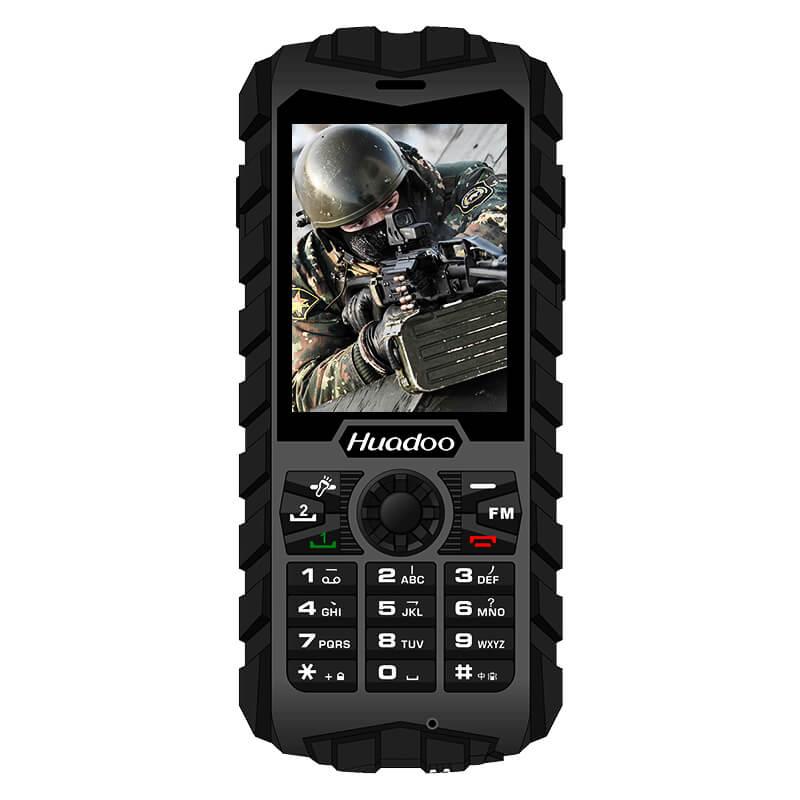 H3 Rugged Phone - IP68 Waterproof, FM Radio