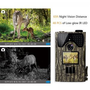Hunting & Game Trail Camera