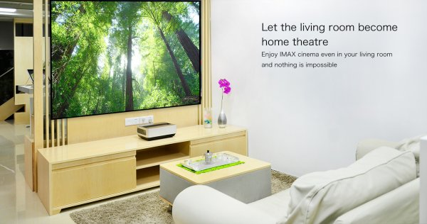 P9 Household Intelligent Projection