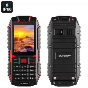 Outdoor T1 Rugged Phone