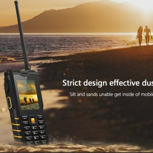 T2 Rugged Phone
