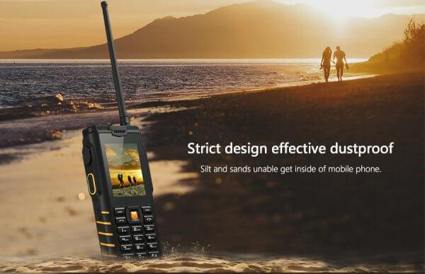 T2 Rugged Phone