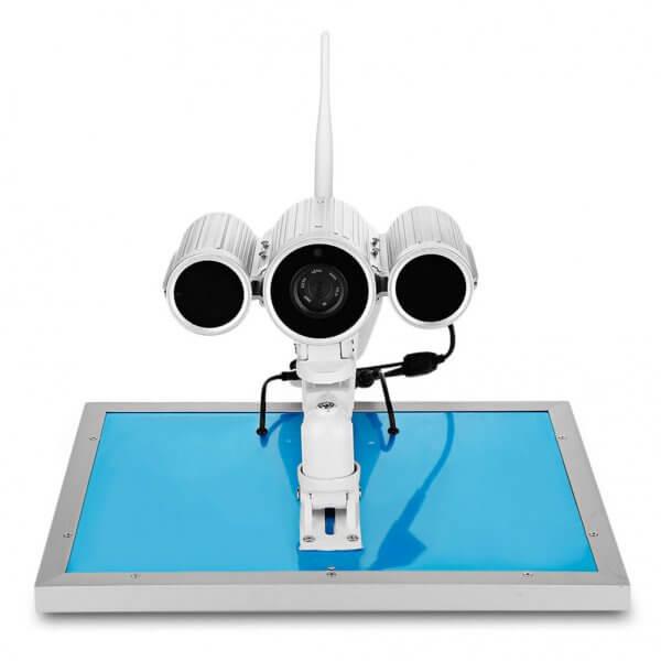 Wanscam HW0029-6 1080P 4G Solar Power IP Camera