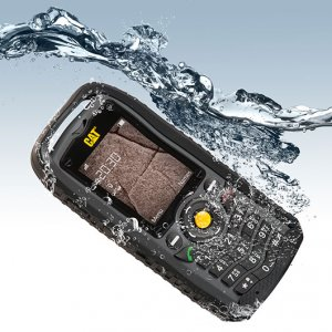 CAT B25 waterproof