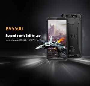 BlackView BV5500 rugged