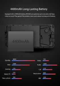 BlackView BV5500 4400mAh